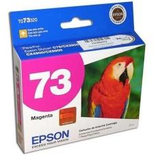 EPSON - Cartucho de Tinta, Epson, T073320-AL, 73N, Magenta