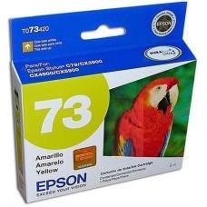 EPSON - Cartucho de Tinta, Epson, T073420-AL, 73N, Amarillo