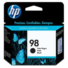 HP - Cartucho de Tinta, HP, C9364WL, 98, Negro
