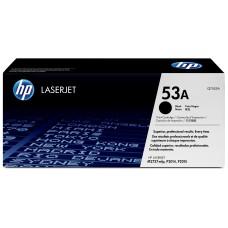 HP - Cartucho de Tóner, HP, Q7553A, 53A, Negro