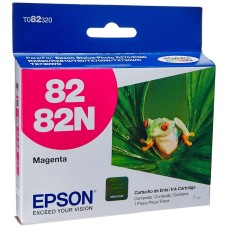 EPSON - Cartucho de Tinta, Epson, T082320-AL, 82N, Magenta