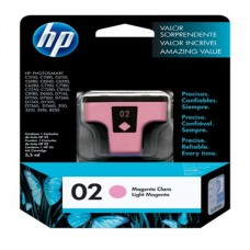 HP - Cartucho de Tinta, HP, C8775WL, 02, Magenta Light