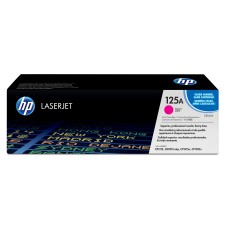 HP - Cartucho de Tóner, HP, CB543A, 125A, Magenta