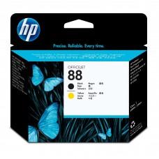 Cabezal de Impresión, HP, C9381A, 88, Negro y Amarillo