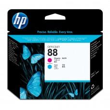 Cabezal de Impresión, HP, C9382A, 88, Magenta y Cian