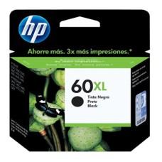 HP - Cartucho de Tinta, HP, CC641WL, 60XL, Negro, Alto Rendimiento