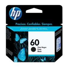 HP - Cartucho de Tinta, HP, CC640WL, 60, Negro