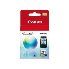 Cartucho de Tinta, Canon, 2976B017AA, CL211, Color
