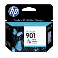 HP - Cartucho de Tinta, HP, CC656AL, 901, Color