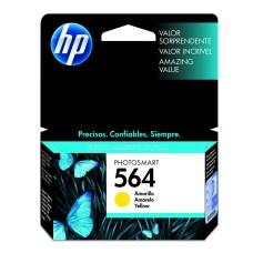 HP - Cartucho de Tinta, HP, CB320WL, 564, Amarillo