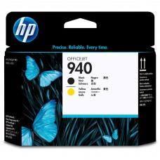 Cabezal de Impresión, HP, C4900A, 940, Negro y Amarillo