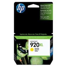HP - Cartucho de Tinta, HP, CD974AL, 920XL, Amarillo, Alto Rendimiento