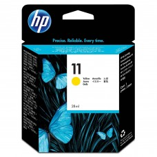 HP - Cartucho de Tinta, HP, C4838A, 11, Amarillo