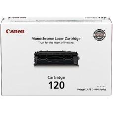 CANON - Cartucho de Tóner, Canon, 2617B001AA, 120, Negro