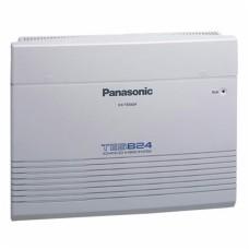 PANASONIC - Conmutador, Panasonic, KX-TES824, 3 Líneas, 8 Extensiones, Expandible