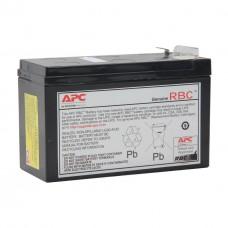 Batería para UPS, APC, APCRBC110, Cartucho #110