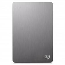 Disco Duro Externo, Seagate, STDR1000101, 1 TB, USB 3.0, Plateado