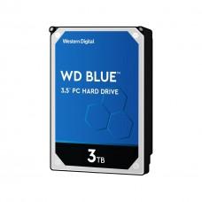 Disco Duro Interno, Western Digital, WD30EZRZ, 3 TB, SATA, Blue Label