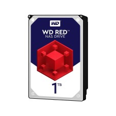 Disco Duro Interno, Western Digital, WD10EFRX, 1 TB, SATA, Red Label, 3.5 pulgadas