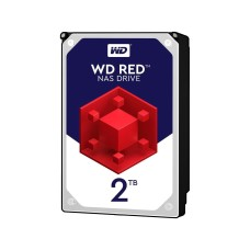 Disco Duro Interno, Western Digital, WD20EFRX, 2 TB, SATA, Red Label