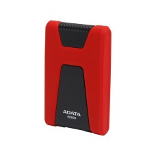 Disco Duro Externo, Adata, AHD650-1TU3-CRD, HD650, 1TB, USB 3.0, Rojo