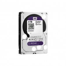 Disco Duro Interno, Western Digital, WD40PURX, 4 TB, SATA, Purple Label, 3.5 pulgadas