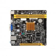 BIOSTAR - Tarjeta Madre, Biostar, A68N-2100, CPU Integrado E1-2100, Mini ITX