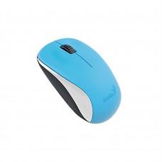 Mouse Blue Eye, Genius, 31030109109, NX-7000, Inalámbrico, Azul