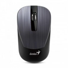 Mouse Blue Eye, Genius, 31030119100, NX-7015, Inalámbrico, Gris