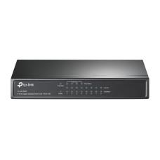 Switch, TP-Link, TL-SG1008P, 8 Puertos 10/100/1000 Mbps, 4 Puertos PoE+