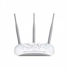 Access Point, TP-Link, TL-WA901ND, IEEE 802.11 b/g/n, 300 Mbps, PoE