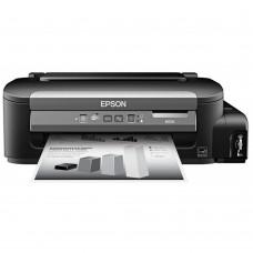 Impresora de Inyección, Epson, M105 ECOTANK, Tanque de Tinta, WiFi, USB, Blanco y Negro