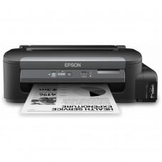 Impresora de Inyección, Epson, M100 ECOTANK, Tanque de Tinta, Red, USB, Blanco y Negro