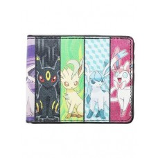 Buckle-Down - Pokemon, Cartera, Evoluciones Eevee