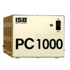 Regulador de Voltaje, Sola Basic, PC-1000, 1000 VA, Ferroresonante, 4 Contactos