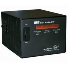 Regulador de Voltaje, Sola Basic, DN-21-202, 2000 VA, 1800 W, 4 Contactos, Protección de línea telefónica