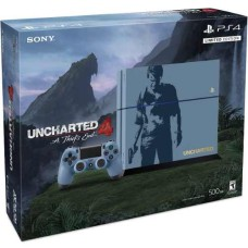 SONY - Playstation Ps4 Uncharted 4 Limited Edition Thief's End