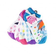 Planet Sox - My Little Pony, Calcetines, 5 Pares