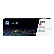 HP - Cartucho de Tóner, HP, CF413X, 410X, Magenta, 5000 Páginas, Alto Rendimiento