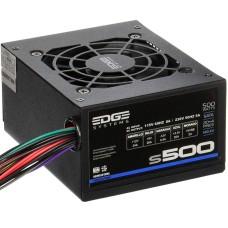 Fuente de Poder, Acteck, ES-05002, S-500, 500 W, Micro ATX, 20+4 pin,2x SATA, 2x Molex, Ventilador 80 mm