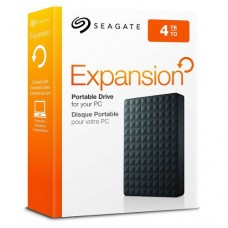 Disco Duro Externo Portatil Seagate Expansion Slim 4tb