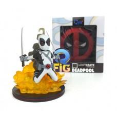 Quantum Mechanix - Deadpool, Figura, Deadpool, Blanco