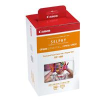 Cartucho, Canon, 8568B001AA, RP-108, Kit Papel y Tinta, Selphy