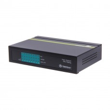 Switch, Trendnet, TPE-TG80G, 8 puertos Gigabit, PoE