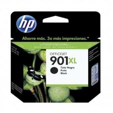 HP - Cartucho de Tinta, HP, CC654AL, 901XL, Negro, 700 Páginas, Alto Rendimiento