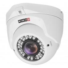Cámara de vigilancia, Provision ISR, DI-390AHDEVF, Tipo domo, Con tecnología IR,  Hasta 25m, 1080p, Blanco