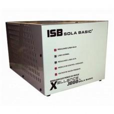 Regulador, Industrias Sola Basic, XL-13-230, 3000 VA, 2 contactos, Blanco