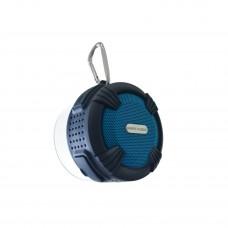 Bocina, Perfect Choice, PC-112648, Bluetooth, Recargable, Manos Libres, Resistente al agua