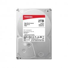 Disco Duro Interno, Toshiba, P300, HDWD120UZSVA, 2TB, 7200 RPM, SATA III