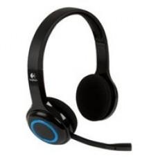 LOGITECH - Audífonos con Micrófono, Logitech, H600, Diadema, Inalámbrico, Estéreo, USB